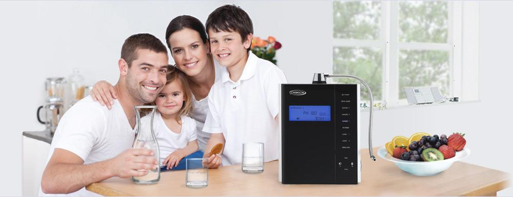 Chanson Water Ionizer Lifestyle Device