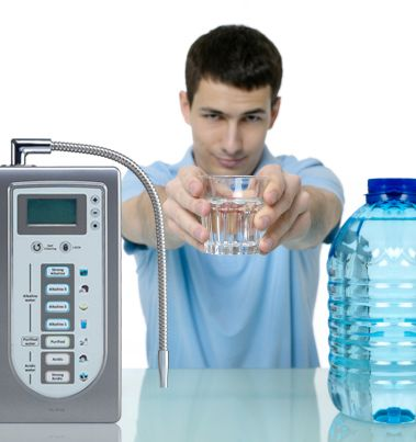 health benefits of drinking alkaline water