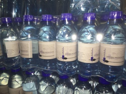 Branded Water 1