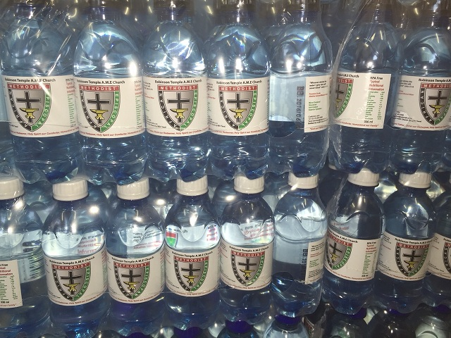 Branded Water 4