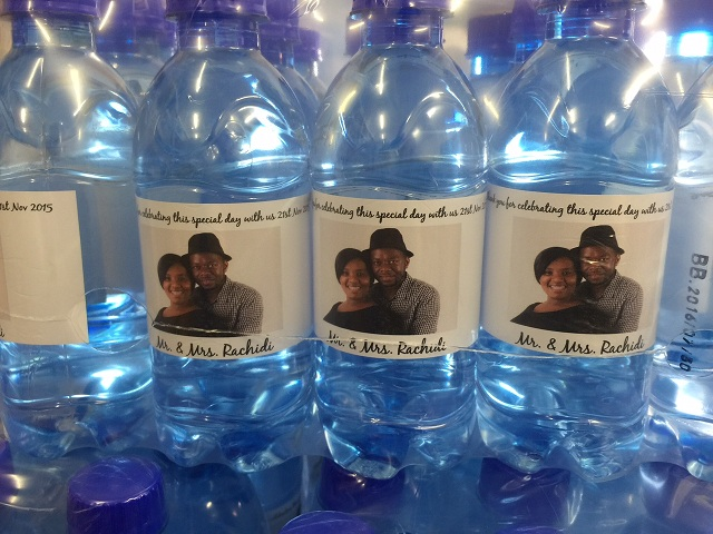Branded Water 5