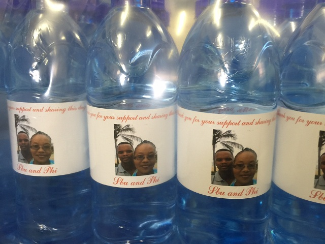 Branded Water 7