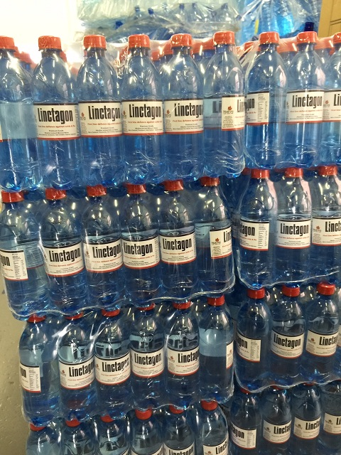 Branded Water 9