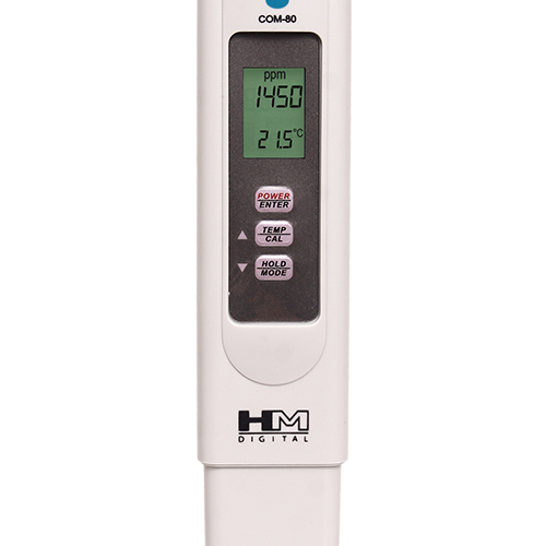 TDS, EC and Conductivity Meter