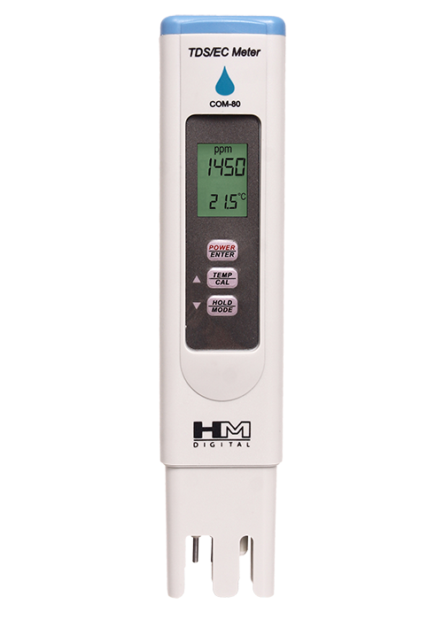 TDS, EC and Conductivity Meter