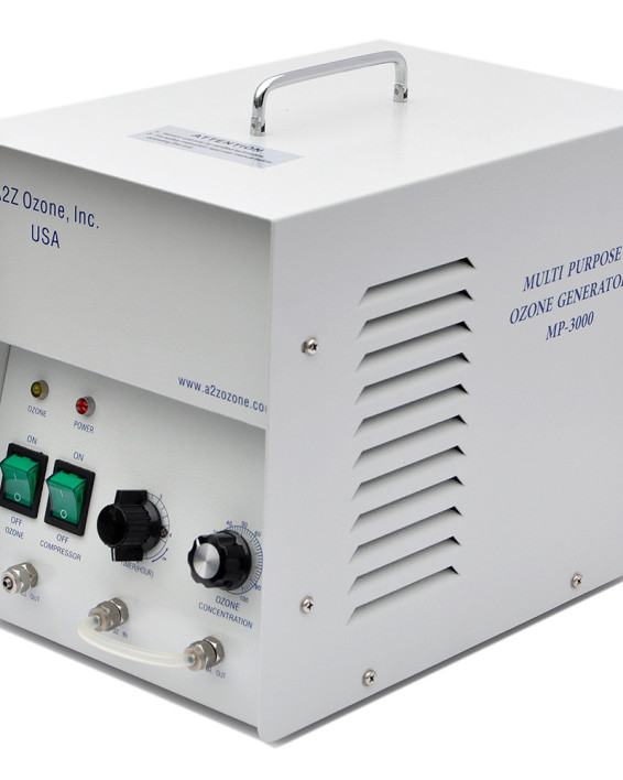 Commercial Ozone Generator MP3000 Hero Shot
