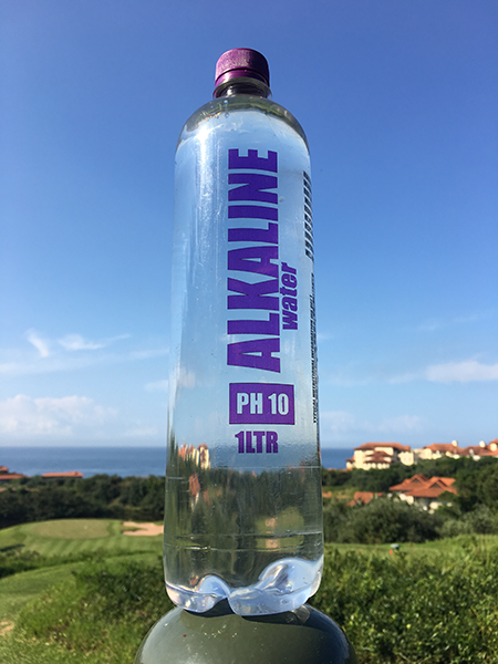 Designer Water Alkaline Bottled Water 1ltr