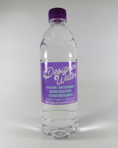 Designer Water Alkaline Bottled Water