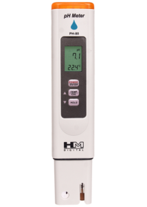HM Digital PH80 Handheld pH meter
