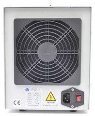 MP5000 Ozone Generator Back