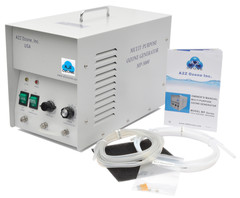 MP5000 Ozone Generator Front Packaging