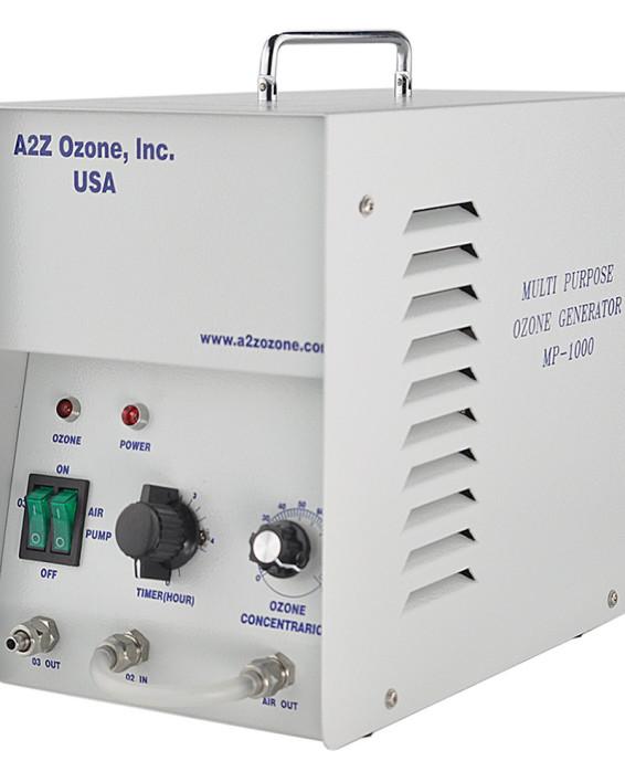 Semi-Commercial Ozone Generator MP1000 hero shot
