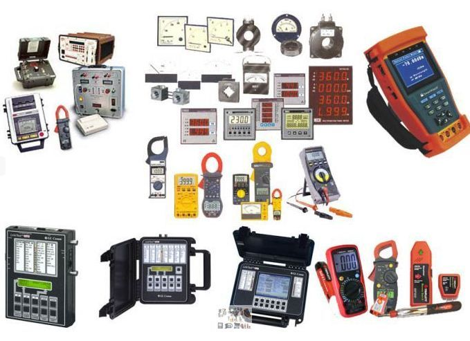 Testing Instruments And Equipment