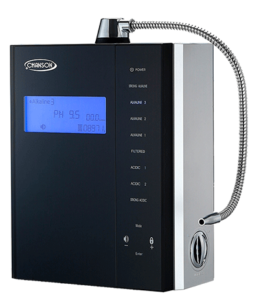 water ionizer benefits