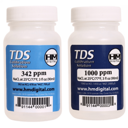 TDS Calibration Solutions