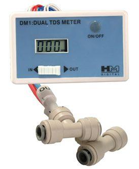 HM digital DM1 In-line dual tds monitor