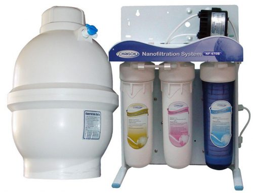 chanson nano water filtration system