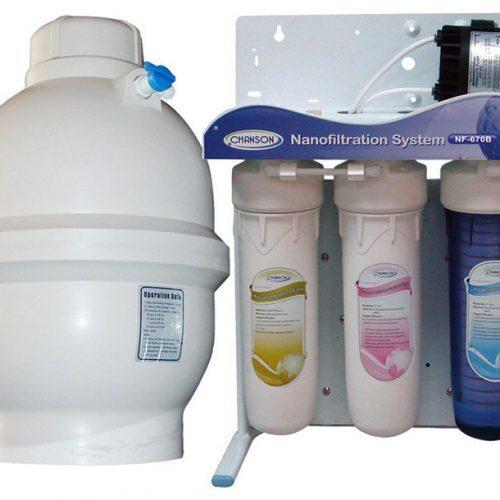 chanson nano water filtration system