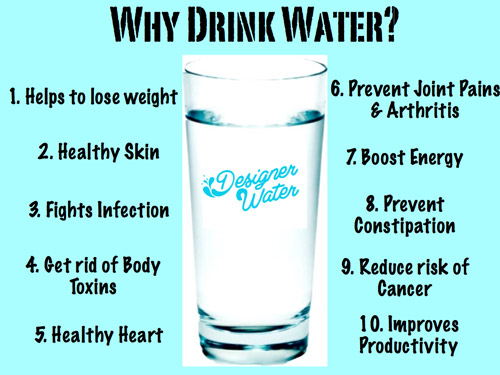 Top 11 Benefits of Drinking Water