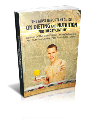 Dieting And Nutrition Ebook