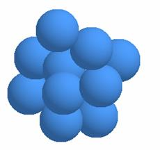 water ionizer larger water molecule clusters