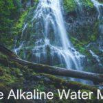 alkaline water myth
