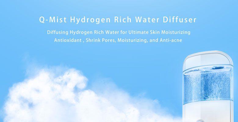 Qmist Hydrogen Water Diffuser