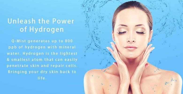 unleash the power of hydrogen