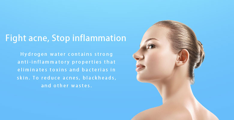fight acne, stop inflammation