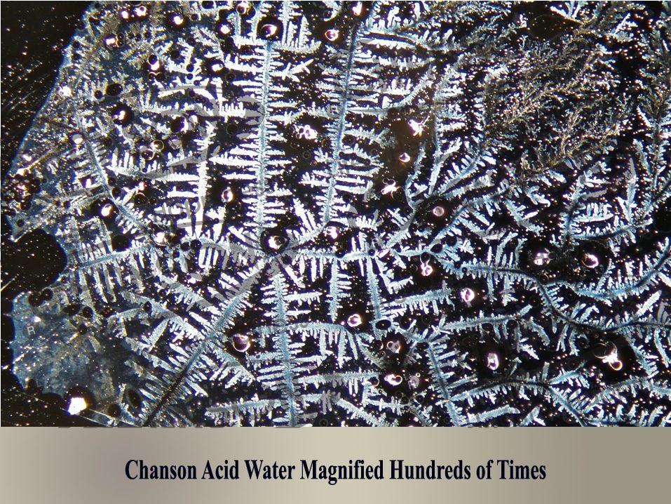 Chanson Acid Water