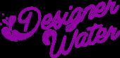 Designer Water Logo Purple