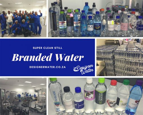 Branded Water 500ml Still Water