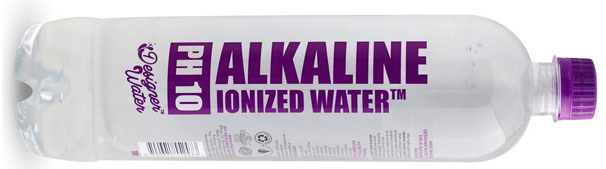 designer water alkaline ionized water
