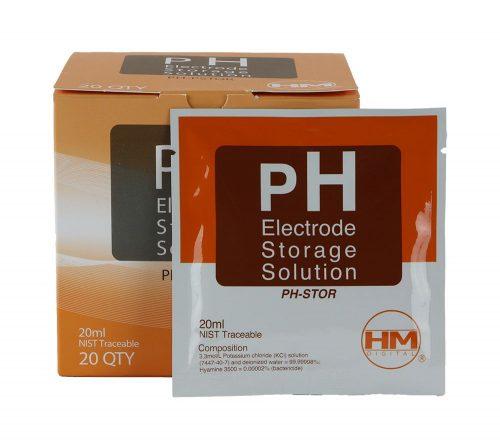 HM Digital pH Electrode Storage Solution