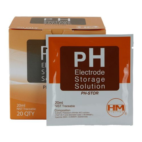 HM Digital pH Electrode Storage Solution